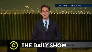 The Daily Show with Trevor Noah - Iowa Republicans Shut Out The Daily Show