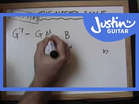 Altered Harmony : Why and How - How to Play Jazz Guitar Lesson [JA-025]