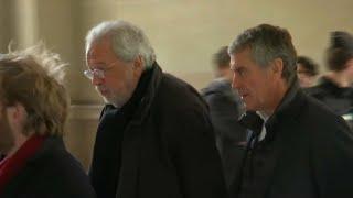 Trois ans ferme requis au procès en appel de Cahuzac