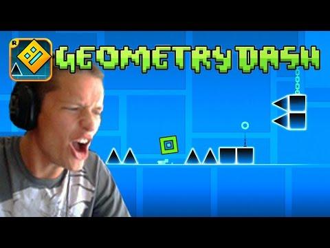 Mobile Mondays Ep. 9: Geometry Dash! (Infuriating Fun)