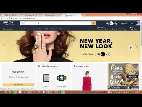 how to download online books from amazon