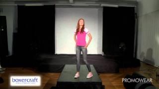 Efashion Show, Fall 2012 - Boxercraft