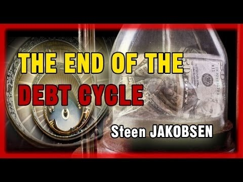 The End Of The DEBT CYCLE / Steen JAKOBSEN (NEW)