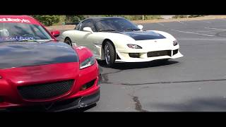Rx7 and Rx8  |  Rotary Brothers
