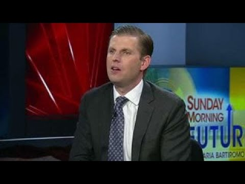 Look Who's Talking: Eric Trump