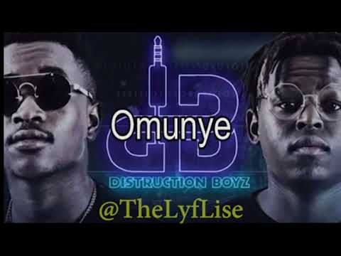 Distruction boyz - Omunye  feat  Benny Maverick & Dladla Mshunqisi  LYRICS