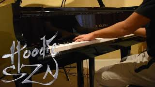 Look back at it By A Boogie Wit da Hoodie Piano Cover