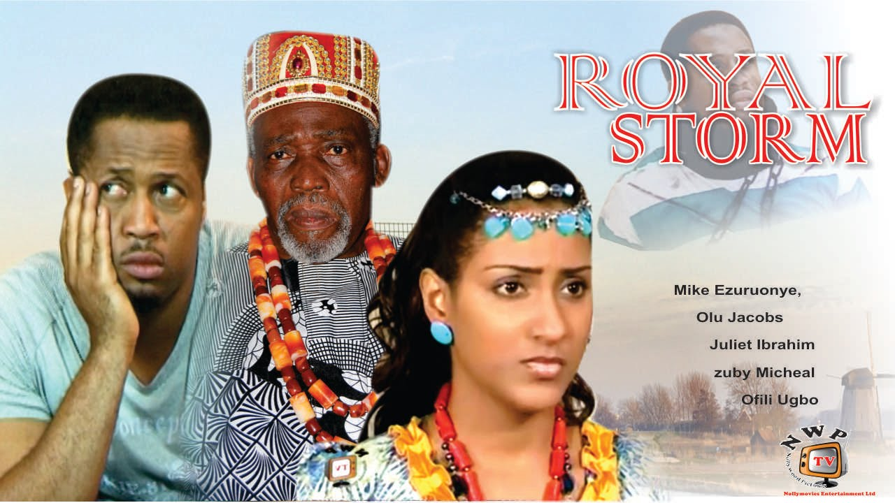 Download Royal Storm   -  Nigerian Nollywood  Movie