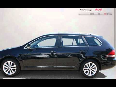 vw golf vi variant 1 6 tdi style 0 9 fin youtube. Black Bedroom Furniture Sets. Home Design Ideas