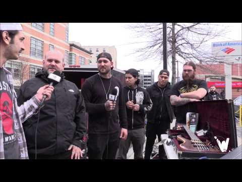 Interview with Fit For An Autopsy NEMHF 2015