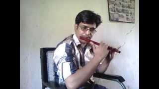 kasme wade pyar wafa sab  sameer flute