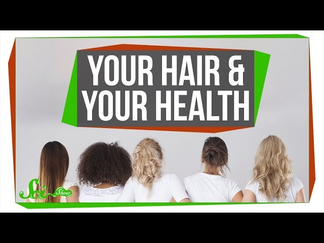 5 Things Your Hair Can Tell You About Your Health