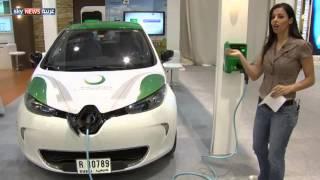 كهرباء دبي تروج لمحطات شحن السيارات الكهربائية