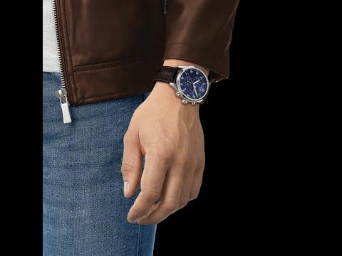 Tissot T-Sport Chrono XL Blue - Unboxing & On Hand