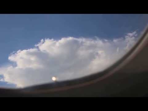 S7 A321 Take-off From Erevan EVN To Moscow DME