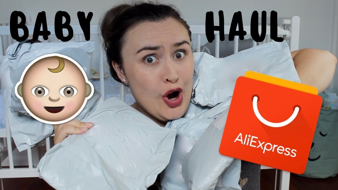 ALIEXPRESS BABY CLOTHES UNBOXING HAUL | VLOGMAS 2017