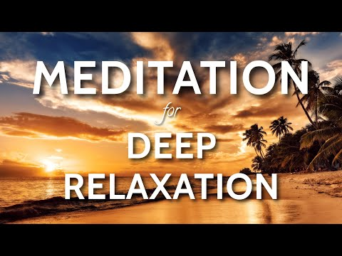 Guided Meditation for Deep Relaxation with Positive Hypnosis (Induction Edit)