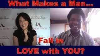 Dating Advice for Women: What Makes a Man Fall in Love?