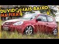 Ford Ká rebaixado na fixa de aro 16 | R.Dois93Filmes