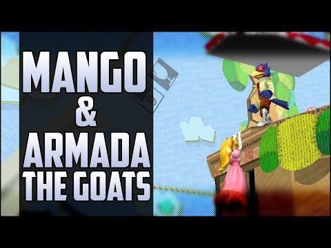 Mang0 & Armada, The GOATS! Sick highlights!