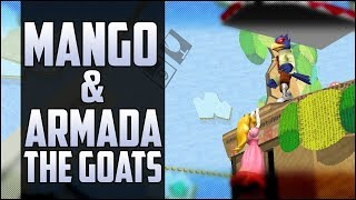Video Mang0 & Armada, The GOATS! Sick highlights! download MP3, 3GP, MP4, WEBM, AVI, FLV April 2018