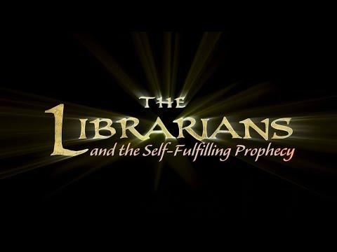 youtube filmek - Titkok könyvtára 3.évad 4.rész - ...az önbeteljesítő jóslat