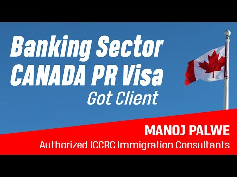 Santosh, Commercial Banker, Our Canada visa got client from Toronto.