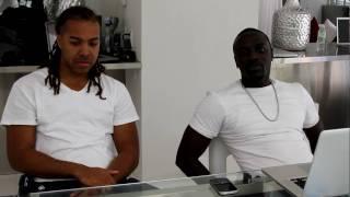 Redd Hott & Akon @ Dreamland