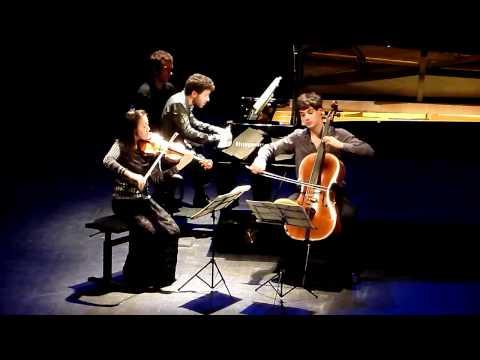 Schubert - 2e Trio op.100 (2e et 3e mvt)