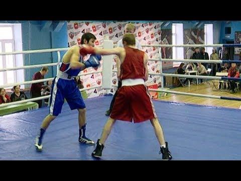 Чемпионат Челябинской области по боксу
