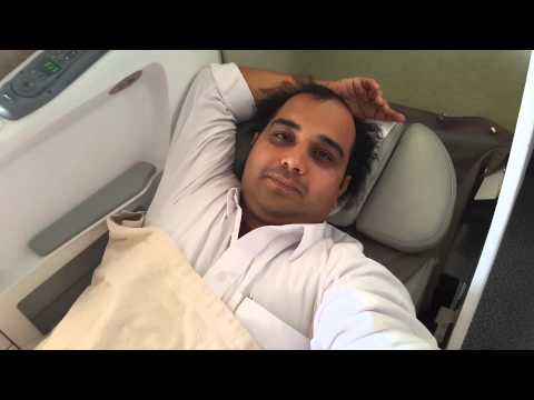 Business class emirates airline