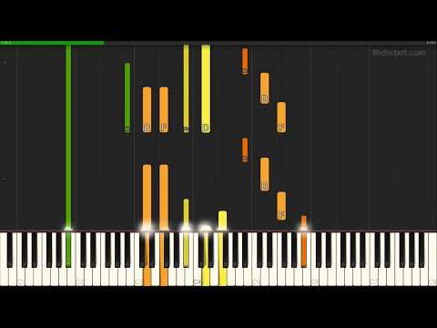 Pink Floyd - Great Gig in the Sky (Instrumental Tutorial) [Synthesia]