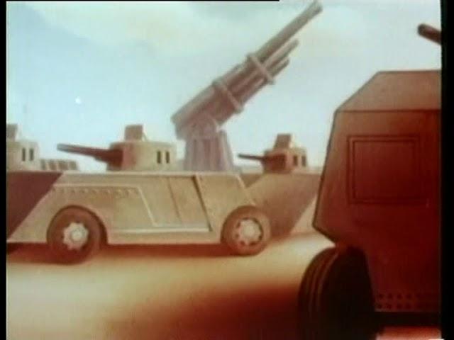 Stari crtaci- Vojska (CRTANI FILM)