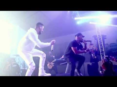 """AKA & Laylizzy perform """"Hello"""" at the 2016 Maputo Hip Hop Experience"""