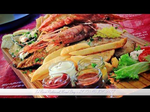 La Peron Restaurant Mossel Bay Garden Route South Africa
