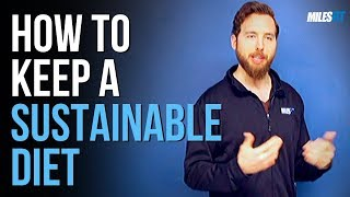 How To Keep A Sustainable Diet