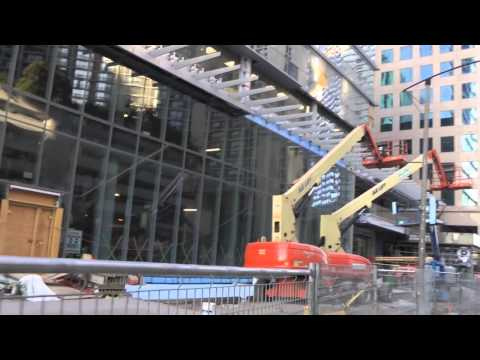 Toronto's Never Ending Construction