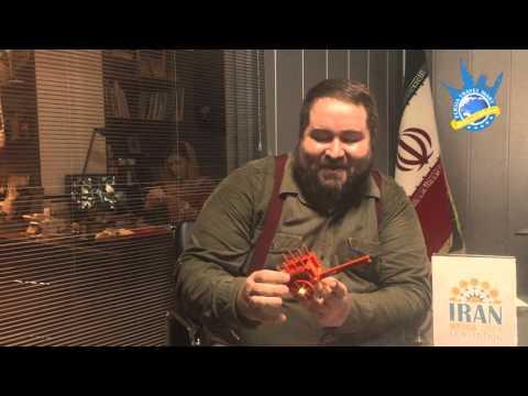 Travel To Iran by Fabio Salas Castro