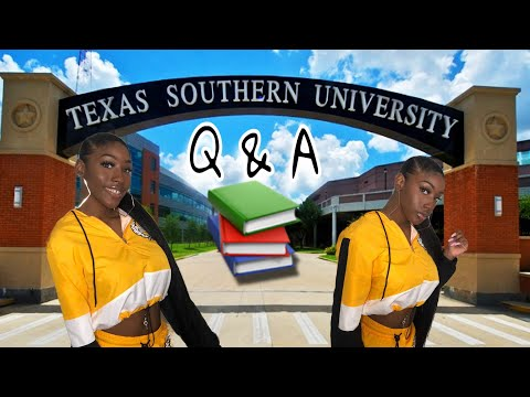 HBCU Q & A | Texas Southern University | College Edition * Must Watch *