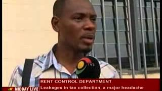 Midday Live: Leakages in Tax Collection major Headache at Rent Control - 22/11/2013