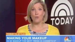3D Makeup Is The Next Trend ?
