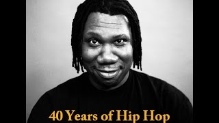 40 Years of Hip-Hop with KRS-ONE (Greek subs)