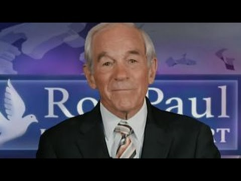 Ron Paul on the policies that lead to Europe's migrant crisis