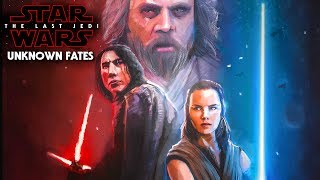 Star Wars The Last Jedi - Kylo Ren & Rey Fates Will Be Unknown!