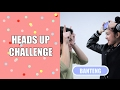HEADS UP CHALLENGE WITH RIZKY NAZAR VS MICHELLE ZIUDITH