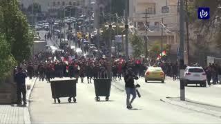 ٣٠٠ إصابة حصيلة جمعة الغضب الفلسطينية - (8-12-2017)