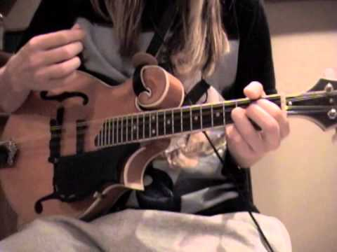 Ho Hey by The Lumineers (Mandolin Cover)