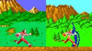 Rygar - All versions gameplay HD