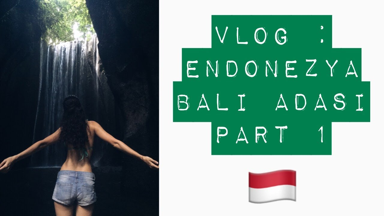 Endonezya Gezisi - Bali Adası Part 1 (Canggu, Ubud, Lovina, Amed, Agung) | Bali Diaries | VLOG