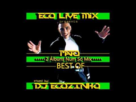 Pato   Best Of (2 Álbuns num só Mix)  2015 - Eco Live Mix Com Dj Ecozinho